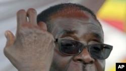 Zimbabwe's President Robert Mugabe (File Photo)