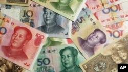 中國人民幣躋身世界外匯交易10大貨幣行列