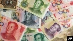 人民幣國際化勢頭猛烈。