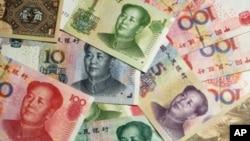 國際貨幣基金組織敦促人民幣昇值