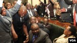 Parliament of Zimbabwe's term of office is coming to an end on June 29