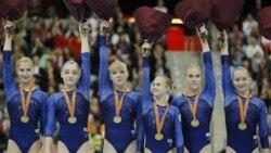 قهرمانی روسیه در ژیمناستیک زنان
