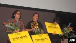 Победители фестиваля с призами