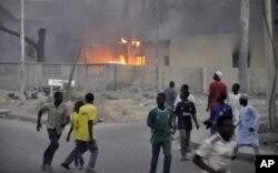 Le gouvernement avait imposé un couvre-feu de 24 heures, samedi, à Kano, après les attaques de Boko Haram.