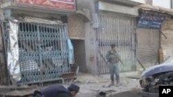 افغانستان: خودکش بم دھماکے میں بچوں سمیت پانچ ہلاک