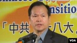 台灣陸委會副主委林祖嘉