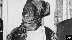 Late Alhaji Sir Ahmadu Bello Sardaunan Sokoto kuma Firimiyan Farko na Arewa