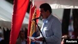 Wakil Presiden Venezuela Nicolas Maduro (Foto: dok).