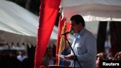 Nicolás Maduro conduce a Venezuela desde la partida de Chávez a su cuarta operación en La Habana.