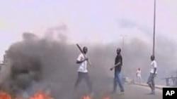 Rikici na kara tsananta a ksar Ivory Coast tsakanin magoya bayan Laurent Gbagbo da Alassane Ouattara