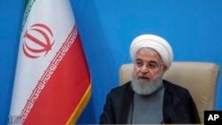 Predsjednik Irana Hassan Rouhani