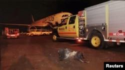 حمله به فرودگاه ابها در عربستان