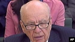 梅鐸在英國議會作證自認竊聽醜聞是今生最大羞辱