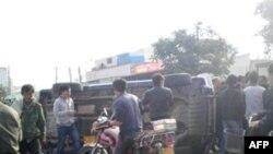 Biểu tình phản đối ở Quảng Đông, Trung Quốc