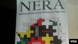 National Electoral Reform Agenda, NERA.