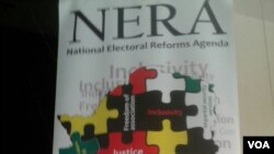 NERA is a coalition of 13 opposition parties demanding electoral reforms