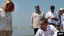 Tổng thống Obam quả quyết sẽ buộc công ty BP phải chịu trách nhiệm gây ra thảm họa dầu tràn