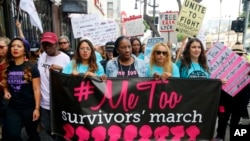 #MeToo movement: Origins and Implications