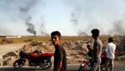 တူရကီထုိးစစ္ေၾကာင႔္ ဆီးရီးယားေျမာက္ပိုင္း လူမႈဒုကၡအႏၱရာယ္ က်ေရာက္ႏိုင္