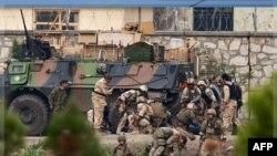 Afg'on va NATO askarlari