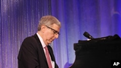 Marvin Hamlisch Beverly Hills, California, November 8, 2011.