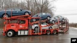 白宫要义(黄耀毅):特朗普政府以危害国安为由启动进口汽车关税谈判