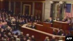 سخنرانی سالانه پرزيدنت بوش در کنگره آمريکا