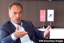 """Vlasnik firme """"Junuzović-kopex"""" Amir Junuzović je dva puta osuđen za zloupotrebu i prevaru u poslovanju sa Rudnikom """"Kreka"""". (FOTO: CIN)"""