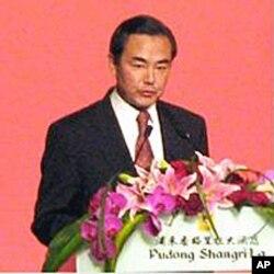 中国国台办主任王毅