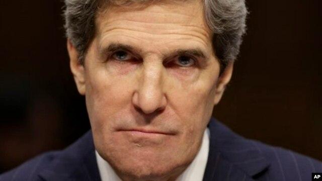 Bộ trưởng Ngoại giao Hoa Kỳ John Kerry.