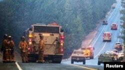 Još mesec dana za savladavanje požara u Kaliforniji