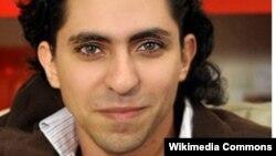Foto de archivo de Raif Badawi, ganador del Premio Sájarov 2015.