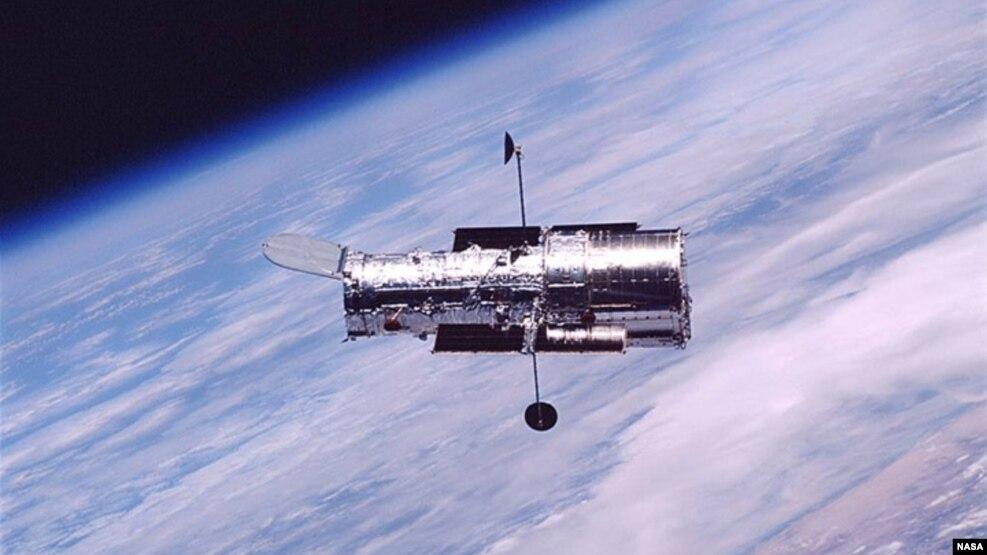Zgjatet misioni i teleskopit Hubble