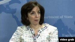 Roberta Jacobson reiteró que EE.UU. quiere ver resultados del diálogo político en Venezuela.