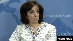 La secretaria de Estado Adjunta para el Hemisferio Occidental, Roberta Jacobson, opinó sobre la captura de Leopoldo López en Venezuela y otros temas del momento.