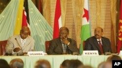 IGAD oo Ethiopia ka Codsatay inay Gacan Siiso AMISOM