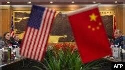 Agjencia kineze e lajmeve vlerëson departamentin amerikan të thesarit