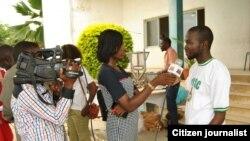 LAGOS: MUSA BELLO na NYSC da ya kirkiro wata mahajar kiyaye haduran motoci