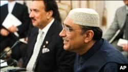 کراچی کی موجودہ صورتحال پر ایوان صدر میں اہم اجلاس