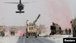 Pasukan NATO melakukan operasi di Kandahar, Afghanistan (foto: ilustrasi).