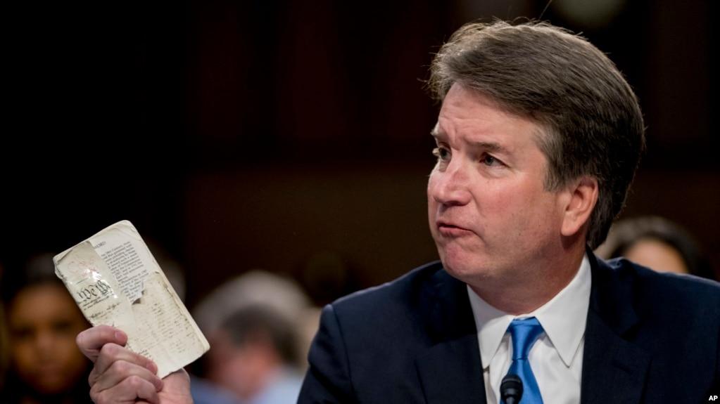 Kavanaugh, në mbrojtje të pavarësisë së tij si gjyqtar