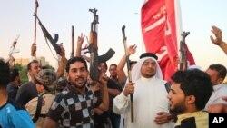 شیعہ قبائلی لڑاکا