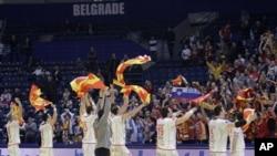 Политичка опачина на триумфот на македонските спортисти