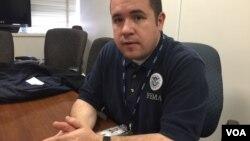 Daniel Llargués, portavoz de FEMA en español, asegura que la agencia puede contribuir a que una ciudad azotada por una catástrofe pueda recuperarse.