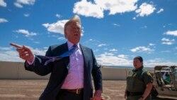 VOA: Trump elogia construcción de muro fronterizo con México