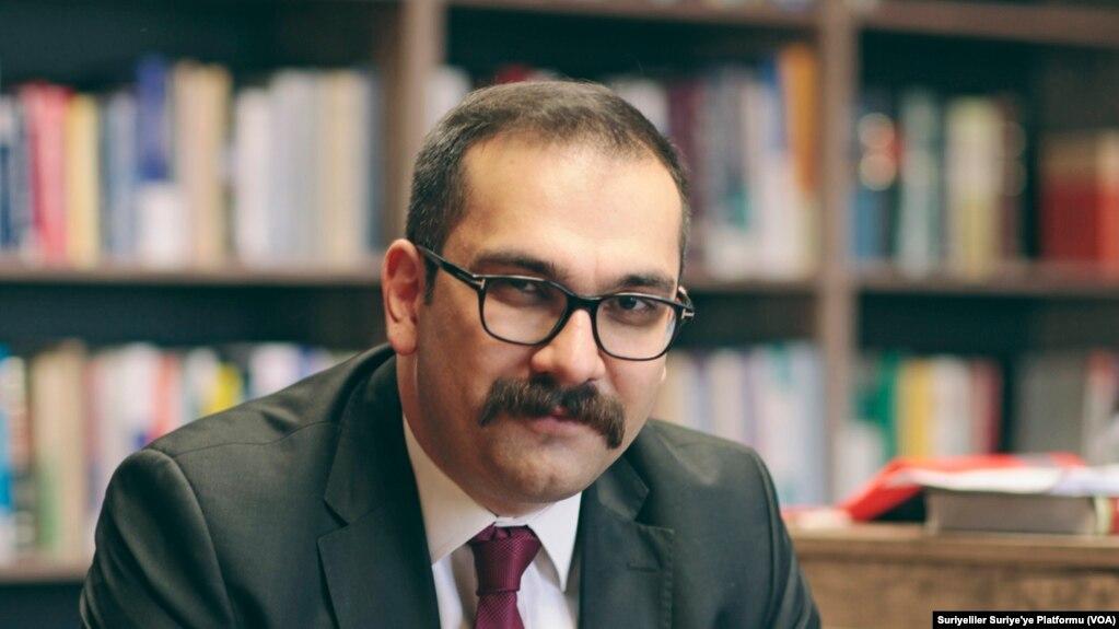 Avukat Ali Işıner Haşimoğlu