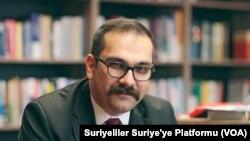 Avukat Ali Işıner Hamşioğlu