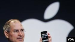 "Steve Jobs, pendiri sekaligus ""ikon"" perusahaan teknologi Apple meninggal dunia hari Rabu (5/10) dalam usia 56 tahun, setelah selama satu dekade berjuang melawan kanker pankreas yang dideritanya."