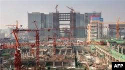 Строительный обьект, Китай (архивное фото)