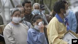 جاپان: توقف تششعات ذروی طول میکشد